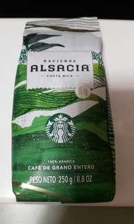 咖啡豆【星巴克】