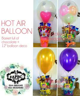 Hot Air Balloon Bouquet
