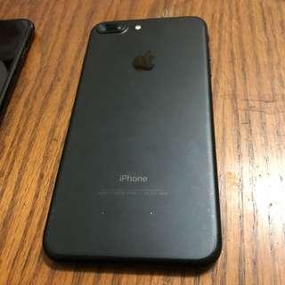 Iphone 7plus128g霧黑