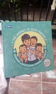 The Journey of Song Triplets #AFBakrie