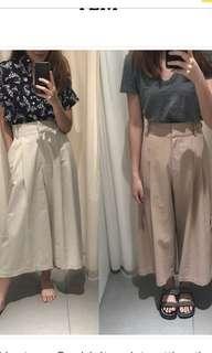 TEM culottes