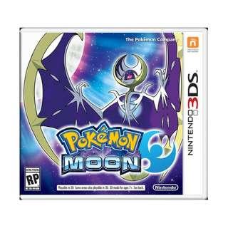N-3DS POKEMON MOON