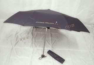 🚚 Johnnie walker 約翰走路威士忌酒品牌折疊傘