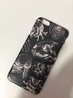 Angst child iPhone 6 phone case