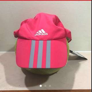 $69 Limited Edition Adidas Hot Pink ClimaCool Cap - Free Size (Brand New with Tag)