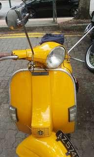 Vespa for sale. Bike Motorcycle 2B Transport Vintage Classic