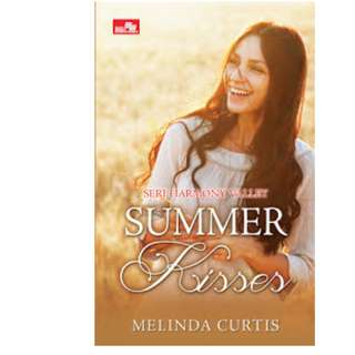 Ebook Summer Kisses - Melinda Curtis