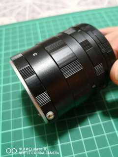 Nikon 微距 倒接環 窮人恩物 marco 50mm 1.8 F Mount