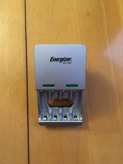 Energizer battery charger AA or AAA size