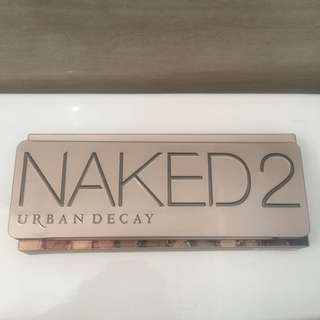 Urban decay naked 2 original