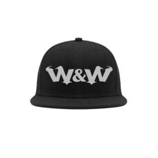 W&W Caps / Snapbacks ( D1 )