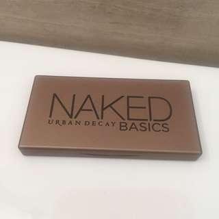 Urban decay basics naked