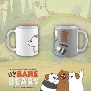 We Bare Bears Mug / Cup ( D2 )