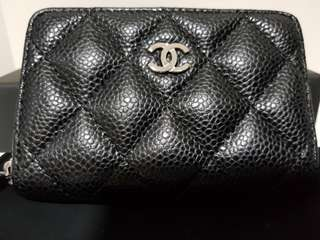 *Fast Deal $580* CHANEL Card Holder / Pouch