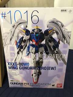 GUNDAM WING FIX FIGURATION METAL BUILD