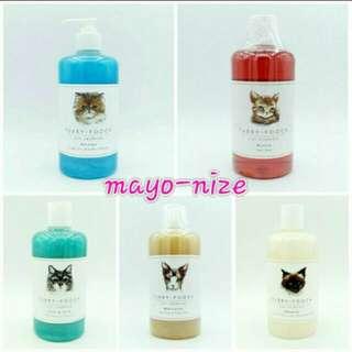 Shampo kucing tubby
