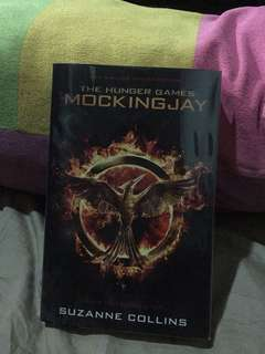 Hunger Games: The Mocking Jay