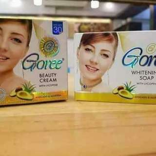 Goree beauty set