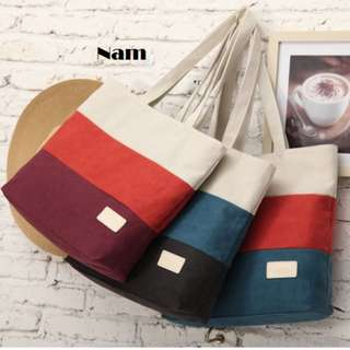 Nam Canvas Tote Bag