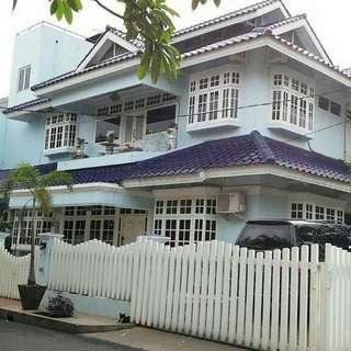 Rumah mewah luas murah pondok indah PIM