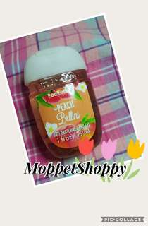"Bath & Body Works PocketBac ""Peach Bellini"""