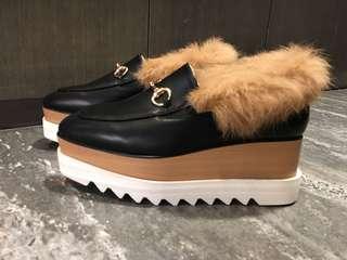 清櫃價$100💥厚底鞋