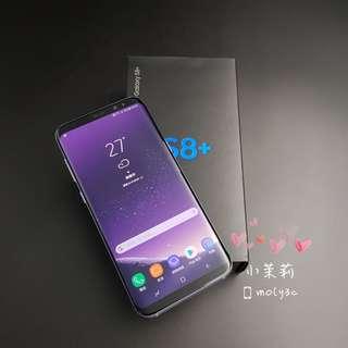 """95% New 無傷漂亮 Samsung S8+ 64G S8 Plus 紫灰 G955FD 6.2"""""""