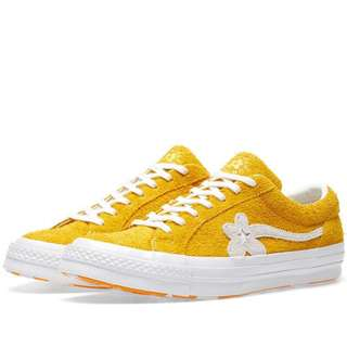[PO] Converse x Golf Le Fleur One Star Yellow