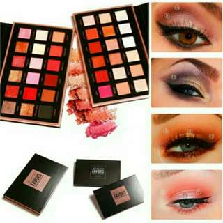 Focallure Favors Eyeshadow Pallete Edition