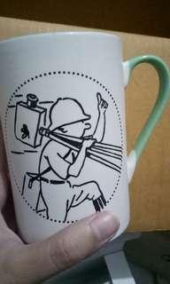 Mug Tintin original from The Tintin Shop Sg
