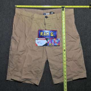 H&M Divided Shorts for Men Brown