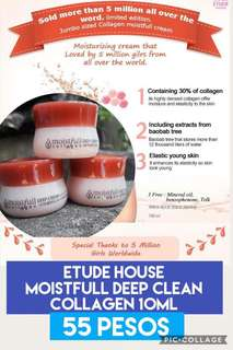 ETUDE HOUSE MOISTFULL DEEP CLEAN COLLAGEN