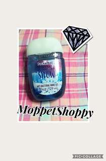 "Bath & Body Works PocketBac ""Fresh Sparklng SNOW"""