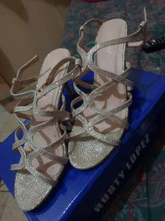 Rusty Lopez formal heels used once