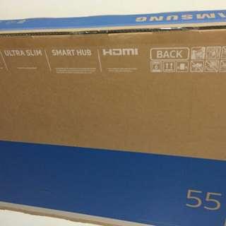 Brand New Samsung 55 inch 4k TV