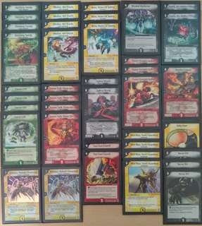 Wave striker deck