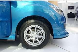 Keret sewa murah Bezza Axia Alza Nissan Van