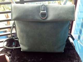 Sling Bag Green