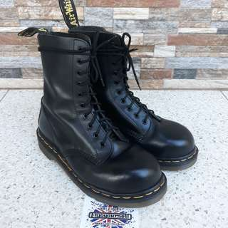 Dr Martens 133 6uk Fit 7uk Made in England Used