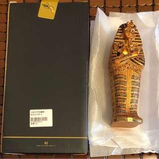 🚚 § 大英250年收藏展 § -『埃及木乃伊』藝術擺設品 (全新未使用) ~於展場購入的官方週邊、紀念品