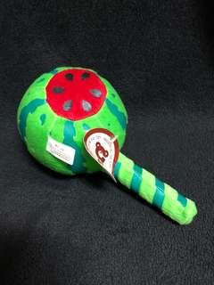 可愛「有聲」棒槌西瓜