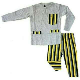 Baju Melayu Cotton (WA003)