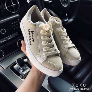 Style ysl sneakers