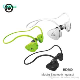 WK BD-600 Bluetooth headset