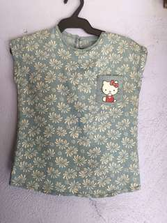 Dress top Hello Kitty