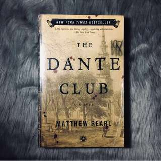 The Dante Club by Matthew Pearl