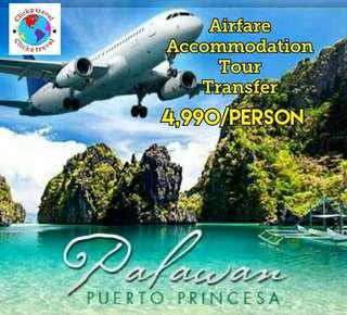 Puerto Princesa All In Package