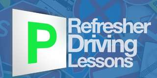 Refresher driving lessons-auto and manual car
