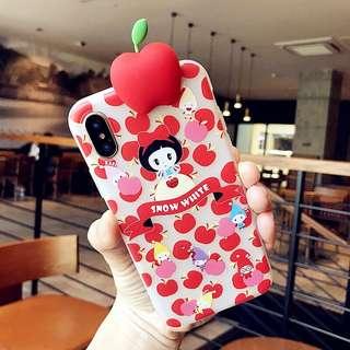 韓國直送!Snow White iPhone case