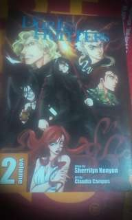 The Dark Hunters Manga